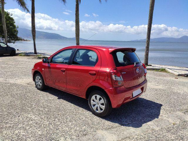 Toyota Etios 1.3 XS Completo - Ótimo Estado  - Foto 3