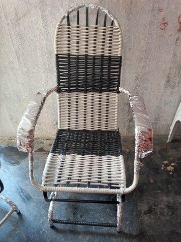 Vende ser cadeira de molas Sor  liga * - Foto 3