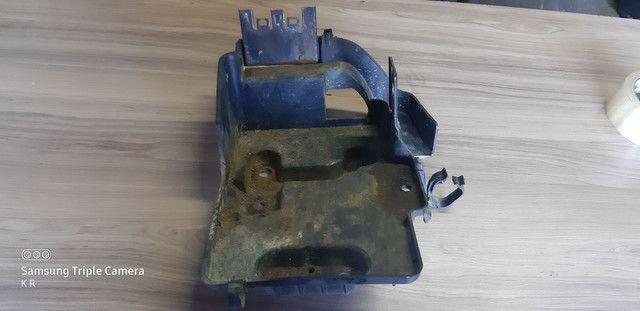 Suporte de bateria palio 98/99 - Foto 2