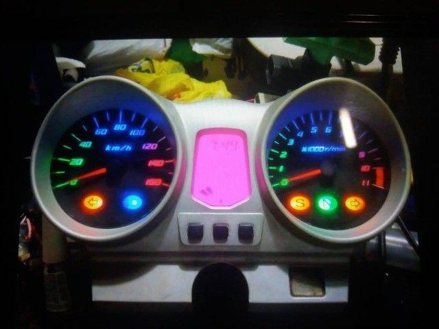 Troca de Iluminação de Painel Moto e Carro
