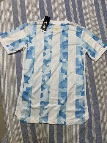 Camisa da Argentina  - Foto 2