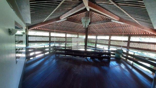 Mansão no Cond Torquato de castro aldeia/598m/ 4 suites/espaço gourmet com piscina/luxo - Foto 19