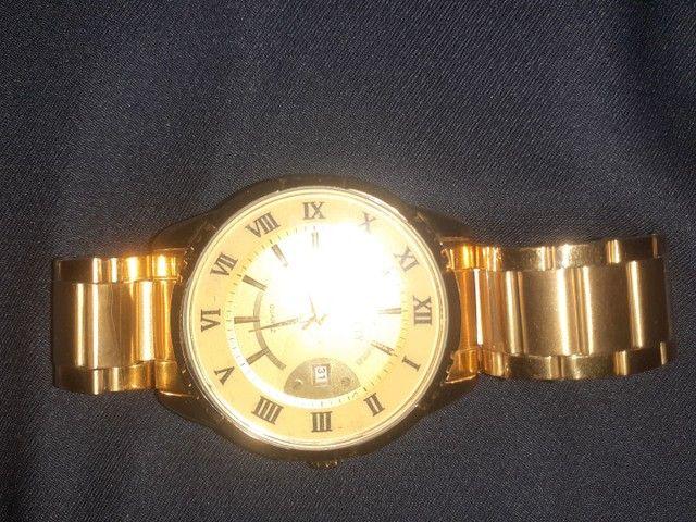 Vendo relógios aprova d'água  1° linha - Foto 5