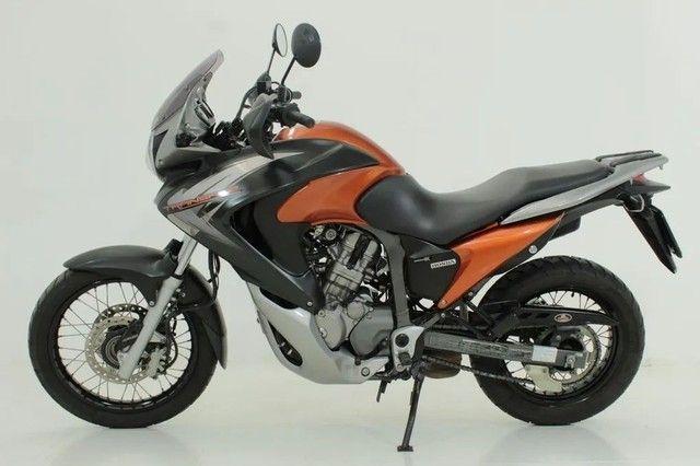 MOTO HONDA XI 700V  - Foto 2