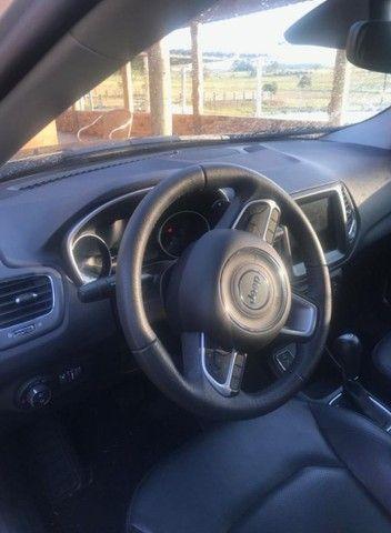 Jeep Compass longitude 2018 2.0 flex - Foto 2