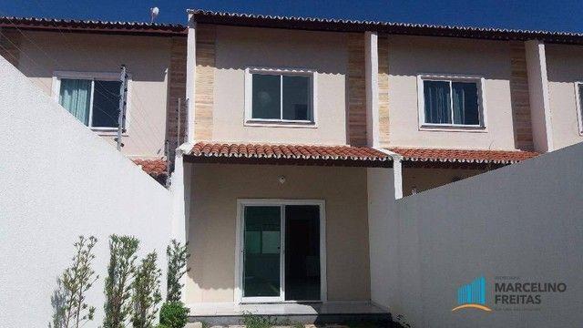 Casa com 2 dormitórios à venda, 76 m² por R$ 220.000,00 - Coité - Eusébio/CE