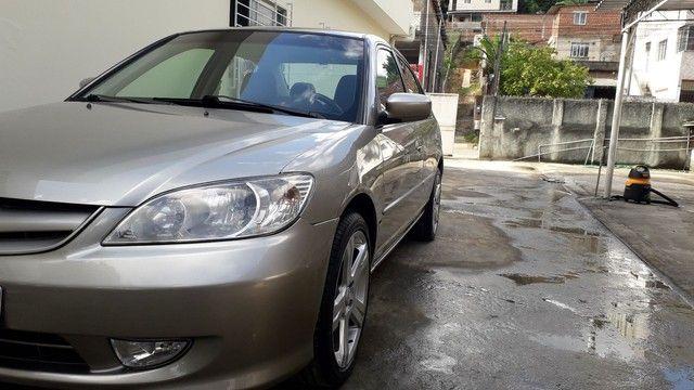 Honda Civic EX 2006 top  - Foto 7