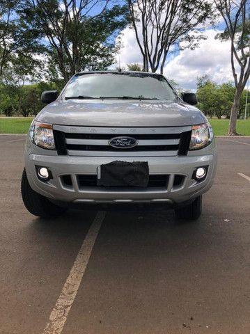 Ford Ranger IPVA 2021 pago - Foto 3