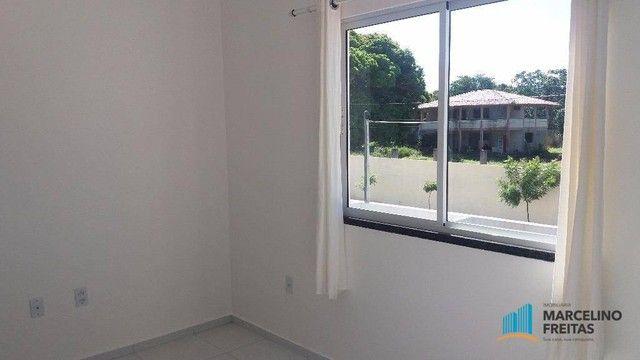 Casa com 2 dormitórios à venda, 76 m² por R$ 220.000,00 - Coité - Eusébio/CE - Foto 12