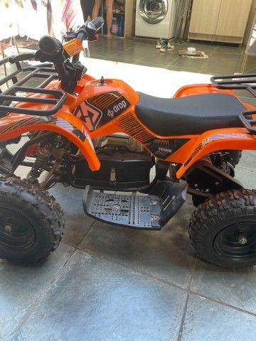 Quadriciclo Eletrico 500-36v - Foto 4