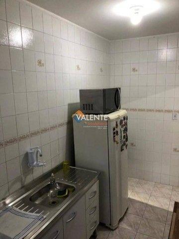 Apartamento com 1 dormitório à venda-por R$ 190.000,00 - Centro - São Vicente/SP - Foto 3