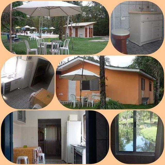 Alugamos Casas por dia em uma Maravilhosa Chácara no Litoral do Paraná. - Foto 3