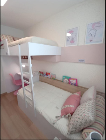 LA- Ato $150 piso Laminado com 02 quartos  - Foto 3
