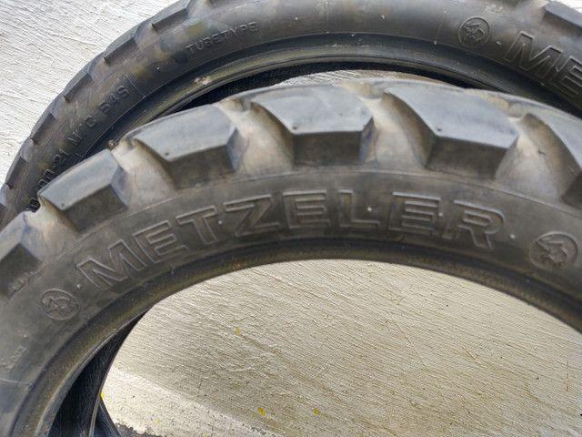 Par de pneu metzeler Original - Foto 3