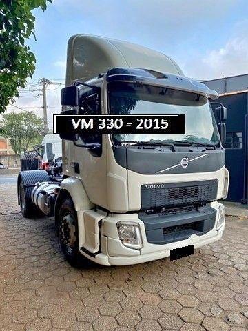 Volvo 330 vm cavalo
