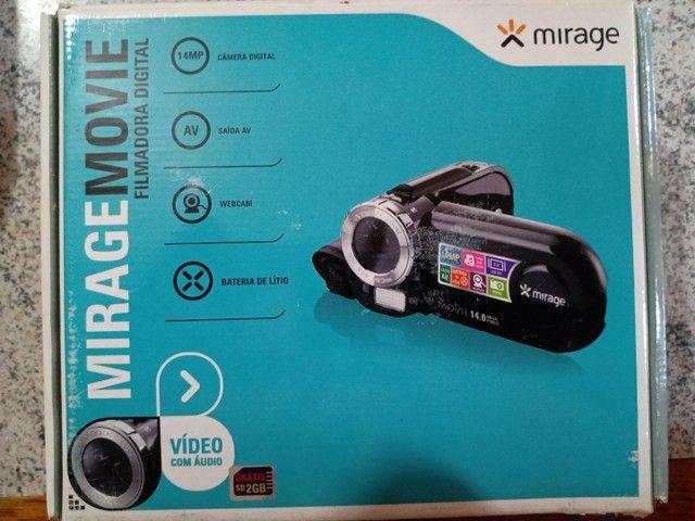 Câmera Filmadora Mirage