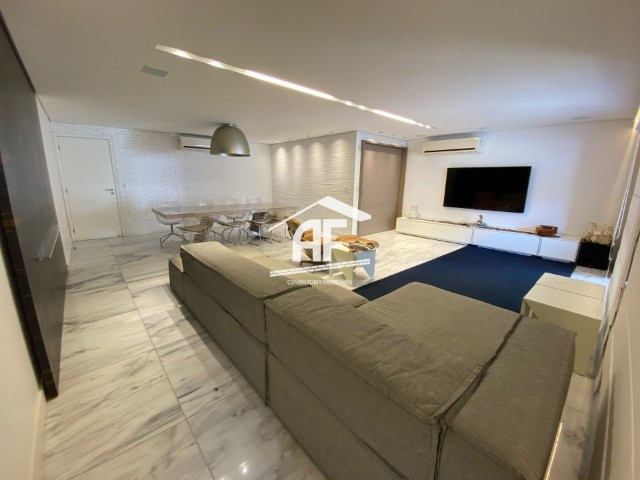 Apartamento beira mar com 3 suítes na Ponta Verde - Edifício Palazzo Firenze - Foto 8