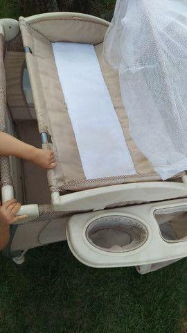 Berço Nanna Burigotto - Camping - Foto 4
