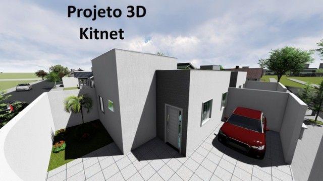 Plantas projetos desenhista 3D - Foto 2