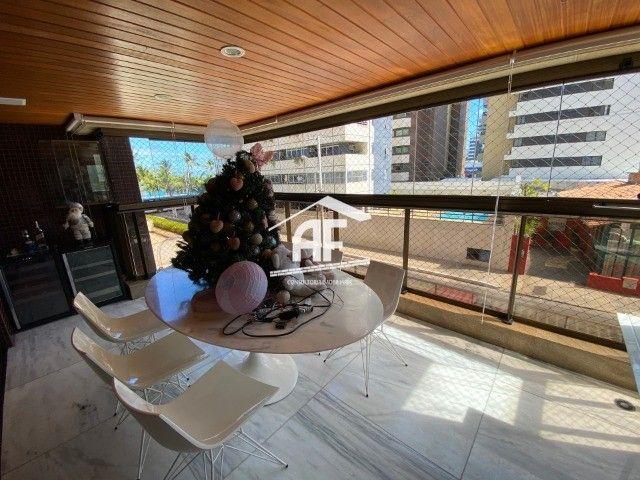 Apartamento beira mar com 3 suítes na Ponta Verde - Edifício Palazzo Firenze - Foto 3