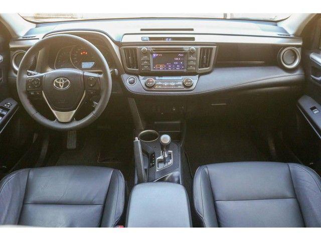 Toyota RAV-4 2.5 4X4 AT - Foto 8