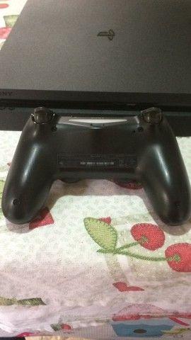 PlayStation 4 slim 1 terabyte versão 2214B Novo - Foto 4