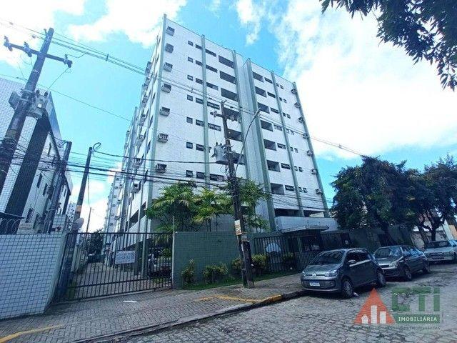 Apartamento com 2 dormitórios para alugar, 56 m² por R$ 1.350,00/mês - Iputinga - Recife/P - Foto 2