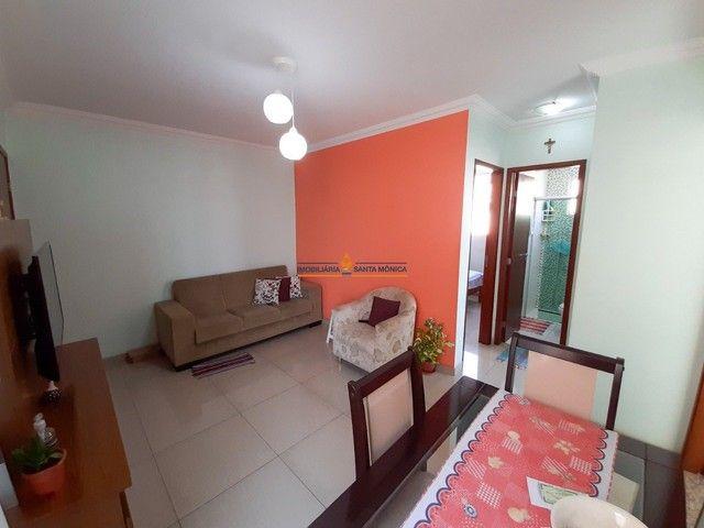 Apartamento à venda com 2 dormitórios em Santa mônica, Belo horizonte cod:17970 - Foto 19