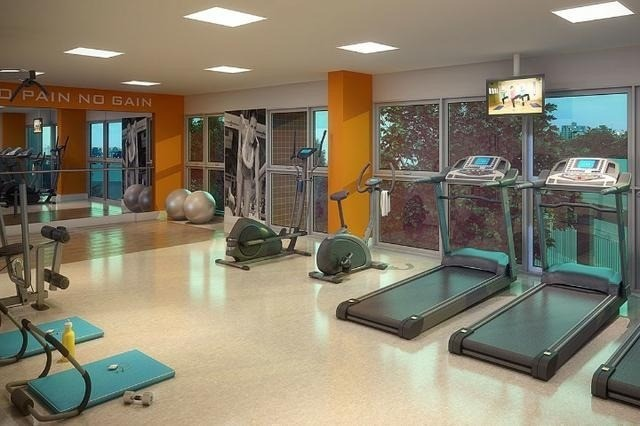Oportunidade no Benfica, Próximo ao Shopping! Apartamento com 2 Quartos - Foto 6