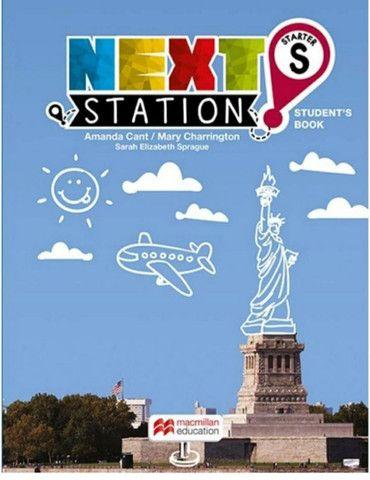 Next Station Starter - Student´S Book With Workbook & Clil<br><br><br>