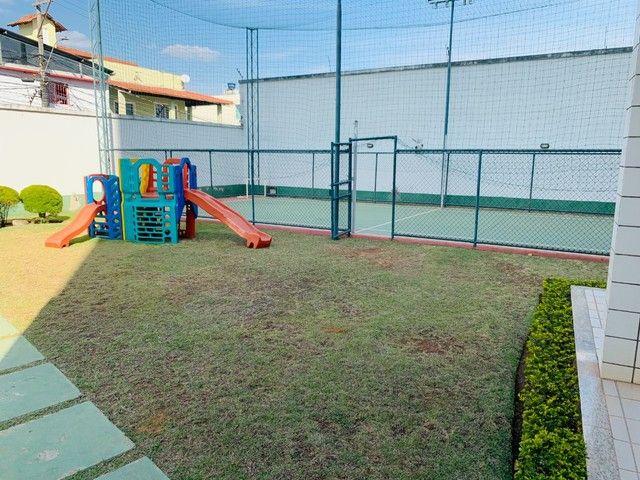 Apartamento para alugar com 3 dormitórios em Caiçara, Belo horizonte cod:3797 - Foto 15