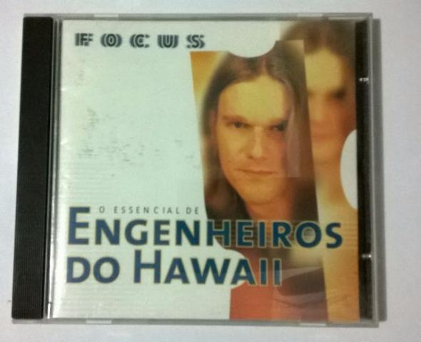 Cd Engenheiros do Hawaii Focus