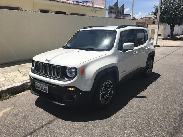 Jeep Renegade Longitude 2017