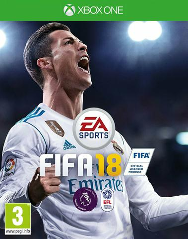 Compro FIFA 18 xbox one