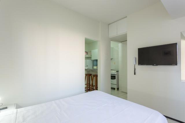 1 sala e quarto (mobiliado) lazer,próximo Giro e mar - Boa Viagem, - Foto 11