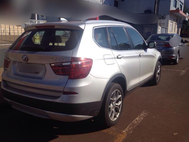 BMW X3 XDrive 2.0 Flex completa 2014 - Foto 9