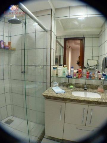 Apartamento residencial à venda, meireles, fortaleza. 3 dormitórios, condomínio com 2 vaga - Foto 13