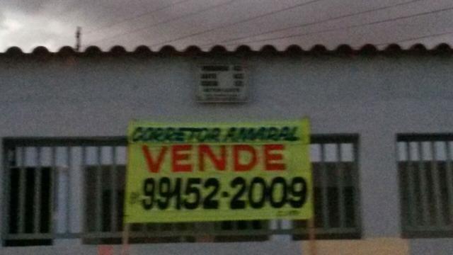 Casa 03 Quartos QD 43 Frente Pistão Sul/ St Leste Gama DF