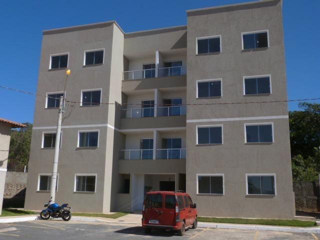 Apartamento de 2 quartos em condomínio fechado á venda na Cidade Ocidental - MCMV - Foto 3