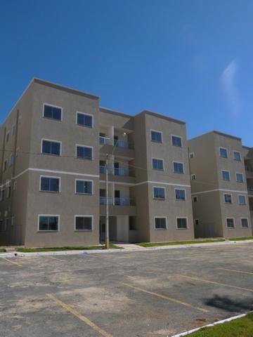 Apartamento de 2 quartos em condomínio fechado á venda na Cidade Ocidental - MCMV - Foto 2