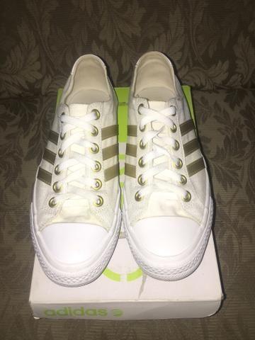 c1be8304b3804 Tênis Adidas Feminino - tamanho 36 - Roupas e calçados - Centro ...