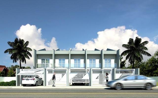 Sobrado com 2 dormitórios à venda, 77 m² por R$ 210.000 - Iririú - Joinville/SC