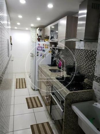Apartamento à venda com 2 dormitórios em Cascadura, Rio de janeiro cod:855004 - Foto 10