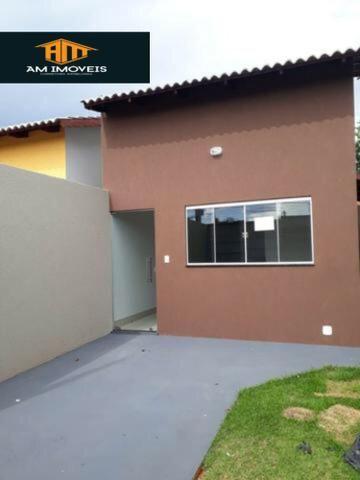 Casa 2 qts sendo 1 suíte Balneário Meia Ponte - Foto 2