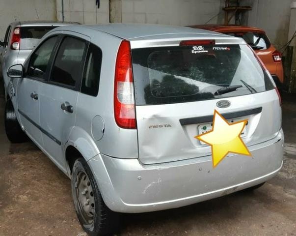 Ford Fiesta 1.0 Flex 2004/ R$8.200,00 Ligue Agora!!! * - Foto 4
