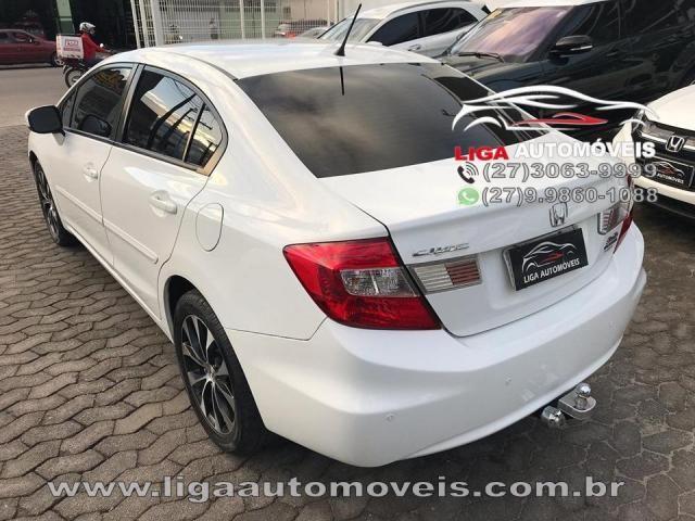 Civic Sedan LXR 2.0 Aut. 2015 Super oportunidade - Foto 4