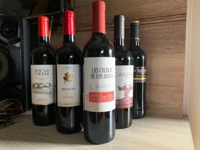 Vinhos importados - Foto 4