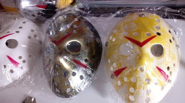 Mascaras Halloween Jason Terror - Foto 5