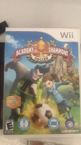 Jogo de Wii original (excelente estado)