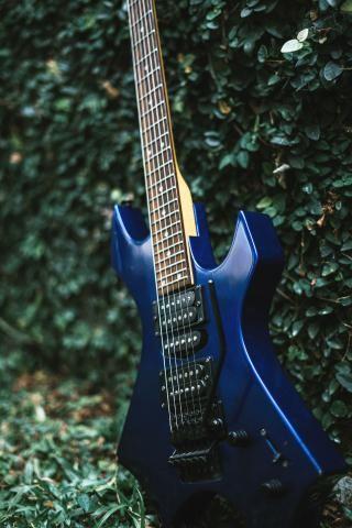 Guitarra Golden + Amplificador Crate - Foto 5